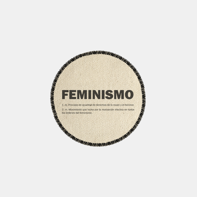 Parche Feminismo