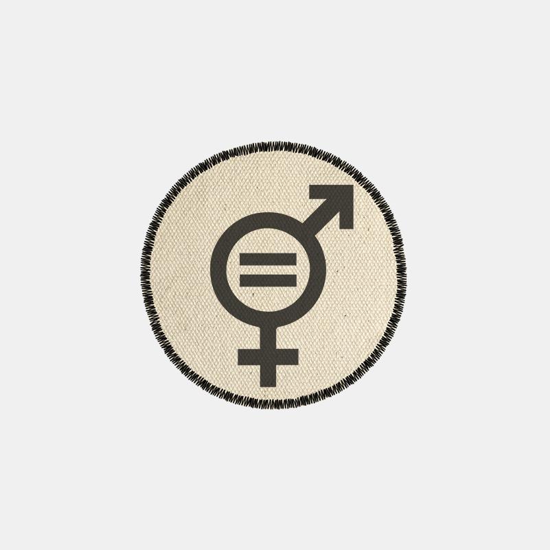 Parche Igualdad