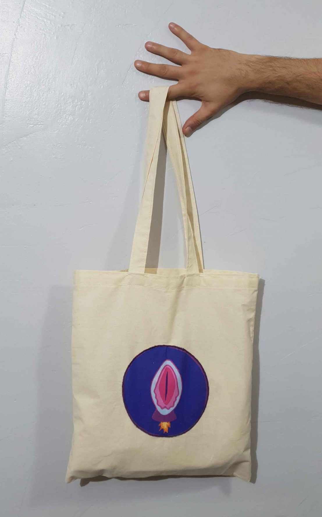 Tote Bag Pussy Power