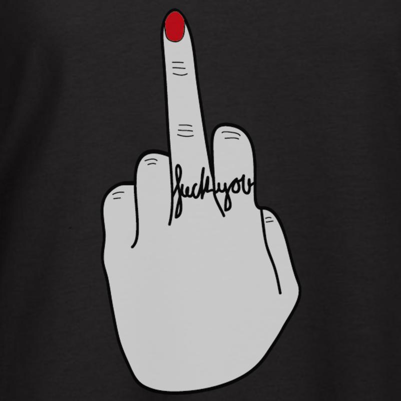 Camiseta Fuck You
