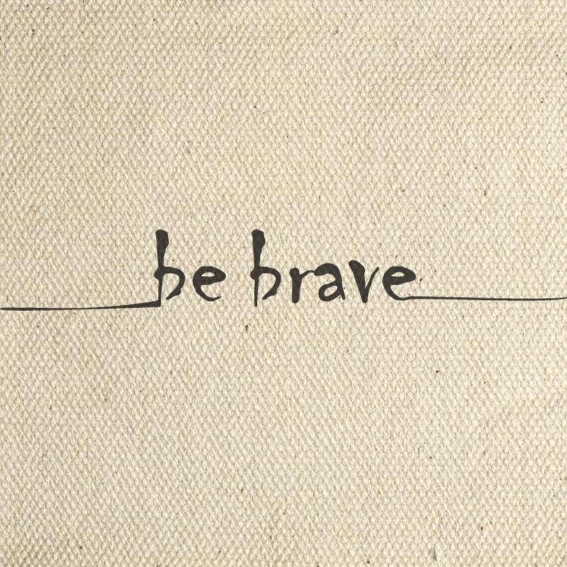 Parche Be Brave
